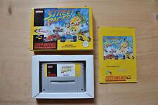 SNES - Street Racer - (OVP, mit Anleitung)