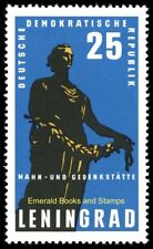 EBS East Germany DDR 1964 Concentration Camp Memorial Leningrad Michel 1048 MNH*