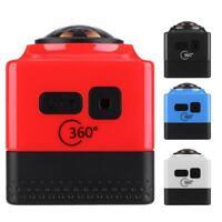 360 ° HD Caméra Panoramique WiFi Mini Appareil Photo Numérique Extérieur Étanche