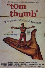 TOM THUMB - 1958 - DVD