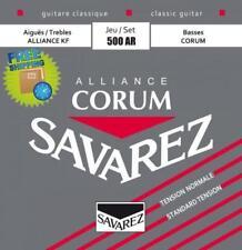 Savarez 500AR Guitar String Nylon Corum Alliance Classical Treble Normal-Tension