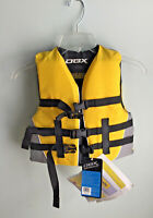 DBX Youth Flotation Vest for Ski or Wake Boarding, Size Youth for 50-90 Lbs New
