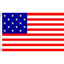 Usa 1795 - 1915 (15 Stars) Flag 5Ft X 3Ft America United States Usa Banner New