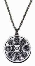 DC's The Green Lantern Series Power Ring Runic Necklace