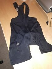Louis Garneau padded bib cycling shorts, size XL