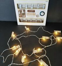 Decorative Led String Lights 2 Apothecary Company 10' Picture Display Lighted