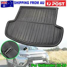 For Mitsubishi Outlander 2013-2020 Rear Trunk Tray Cargo Mat Floor Boot Liner