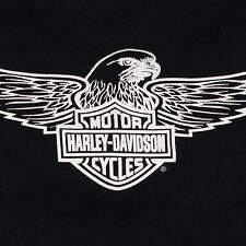 HARLEY DAVIDSON Womens Medium Eagle Barnett Las Cruces New Mexico T Shirt