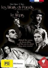 Once Upon A Time - French Cinema : Children Of Paradise / The Contempt (DVD, 2010)