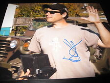 JJ ABRAMS SIGNED AUTOGRAPH 8x10 STAR TREK PROMO IN PERSON COA RARE SUPER 8 D