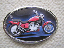 HONDA 1988 SUPER MAGNA VF750C Epoxy PHOTO BUCKLE - NEW