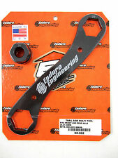Enduro Engineering Trail Side Multi Tool 24 27 32mm Front Rear Axle Wrench Beta