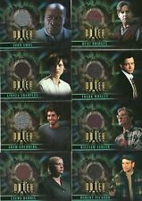 Outer Limits Sex, Cyborgs & Science Fiction Costume Card Lot 8 Cards