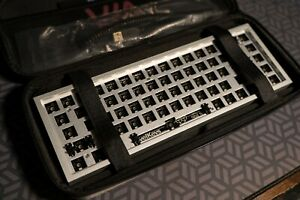 Novelkeys NK65 Aluminum Entry Edition Hotswap Custom Keyboard (Silver)