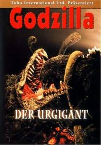 Godzilla - Der Urgigant [DVD] [1989]