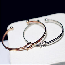 Fashion Love Knot Arm Cuff Armlet Armband Bangle Trendy Jewelry
