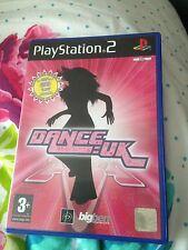 PlayStation 2 Dance Uk Game