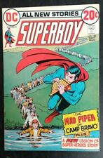 Superboy #190 DC Comics 20 cent cvr Bronze Age Nick Cardy Cover FN+ 6.5 20% OFF!