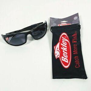 Berkley Zephyr Polarized Sunglasses  BSZEPGBS-1304107 with Cloth Bag