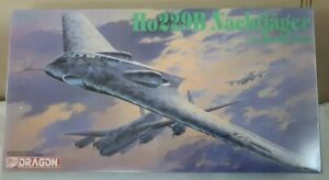 Horten Ho 229B Nachtjäger 5511 Dragon 1/48 RARE HTF OOP Luftwaffe sealed new