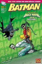 Batman 3. serie # 52-Bruce Wayne/Robin-Panini Comics 2011-Top