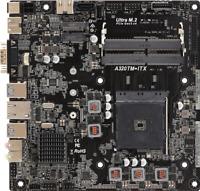 100% Tested FOR Asrock A320TM-ITX AMD Ryzen Thin ultra-thin Mini Motherboard