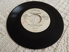 EDDIE HILL  THE GOTTALOTTA SONG/I DON'T THINK I'M GONNA LIKE IT RCA 5978 PROMO
