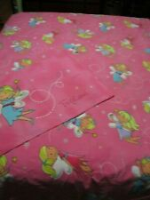 Single Bed Quilt Cover Childrens Fairyland Cover with Matching Pillowcase