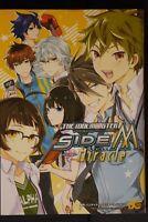 """JAPAN manga: The Idolmaster SideM Anthology """"Miracle"""""""