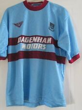 "West Ham United 1993-1995 Away Football Shirt Size 38-40"" medium  /41552"