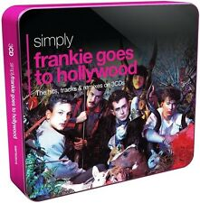 Simply Frankie Goes To Hollywood - Frankie Goes To Ho (2015, CD NUEVO)3 DISC SET