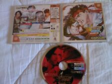 DREAMCAST-----CAPCOM  VS   SNK  MILLENIUM FIGHT 2000----JAPAN--