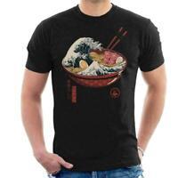 Great Wave Ramen Men's T-Shirt