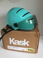 Kask Urban Lifestyle Helmet Aqua Blue Large 59-62 Cm