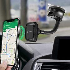 Magnetic Windshield Dashboard Adjustable Phone Holder Mount Flexible Goosneck
