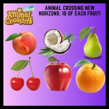 Animal Crossing New Horizon   Fruit Pack! (10 of each)