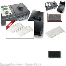 12 Respironics Remstar M-Series & System One Filers - BONUS 3 Foam Filters