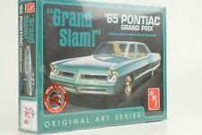 "Amt Amt990 1 25 Scale ""1965 Pontiac Premio Grand Slam Bianco Versione Origin..."