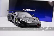 AutoArt 1:18 McLaren 650S GT3 Black