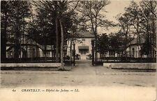 CPA Chantilly-Hopital des Jockeys (423661)
