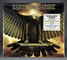 Earth, WIND & FIRE Now, Then & Forever U.S. CD Sealed DigiPak 886979924024