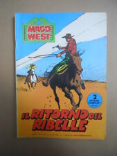 IL MAGO WEST n°5 1977   Mondadori [MZ3-2]