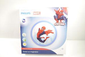 Philips LED Kinderzimmerlampe Licht Spiderman Princess Planes Decken Leuchte