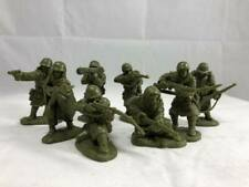 ClassicToy Soldiers US GI's Korean War 16 figures in 8 poses (OD green) CTS180A