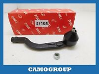 Head Steering Left Tie Rod End TRW OPEL Vivaro Renault Espace JTE986