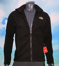 THE NORTH FACE MEN'S BLACK FLEECE TUNDRA 300 THICK SIZE SMALL FULL ZIP JACKET