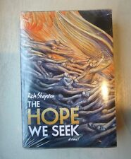 FACTORY SEALED - THE HOPE WE SEEK Novel by RICH SHAPERO - Book & CD combo