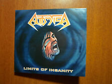 Attomica - Limits of Insanity Marquee Records Edition DIGI Remaster/Bonus