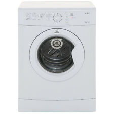 Indesit IDVL75BR Eco Time B Rated 7Kg Vented Tumble Dryer White New