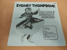 "SYDNEY THOMPSON AND HIS ORCHESTRA "" OLD TIME & SEQUENCE DANCING "" 7"" SINGLE"